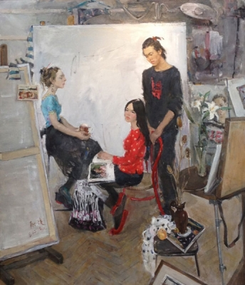Санкт Петербургская академия художеств Выставка дипломных работ  Санкт Петербургская академия художеств Выставка дипломных работ выпускников