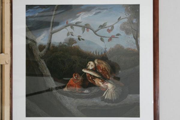 Санкт Петербургская академия художеств Выставка дипломных работ